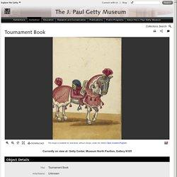 Tournament Book