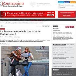 La France rate-t-elle le tournant de l'e-tourisme
