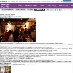 Tournée des nouveaux bars à vins parisiens