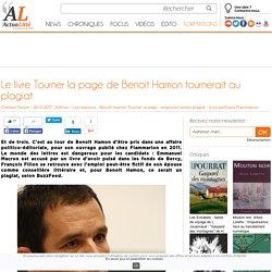 Le livre Tourner la page de Benoît Hamon tournerait au plagiat