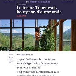 La ferme Tournesol, bourgeon d'autonomie