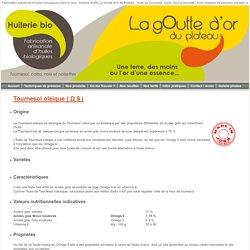 Tournesol oléique oméga 9