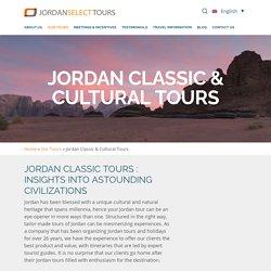 Jordan Classic Cultural Tours