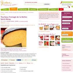 Tourteau fromagé de la Mothe-Saint-Héray