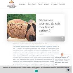 Gâteau au tourteau de noix moelleux et parfumé - Patisserie.news