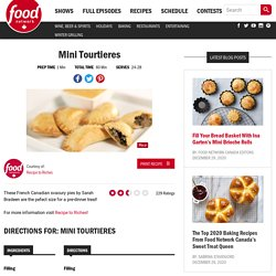 Mini Tourtieres Recipes
