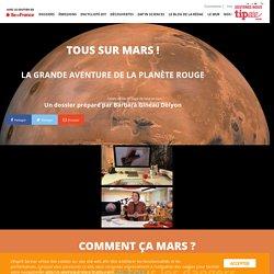 Tous sur Mars ! -L'Esprit Sorcier - Dossier #14