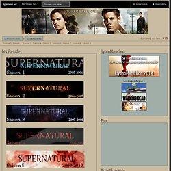Tous les épisodes ! - Supernatural
