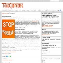 Stop problèmes