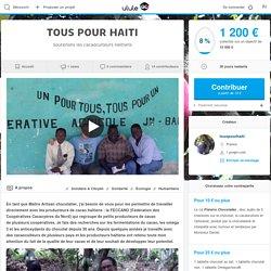 TOUS POUR HAITI