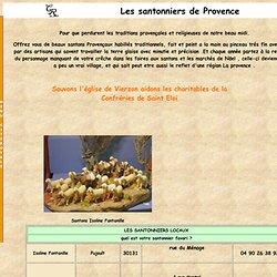 Tous les santonniers Provençaux
