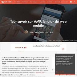 Tout savoir sur AMP, le futur du web mobile - Tech