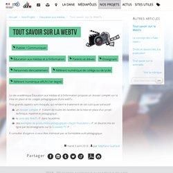 Tout savoir sur la WebTv