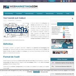 Tout savoir sur Tumblr