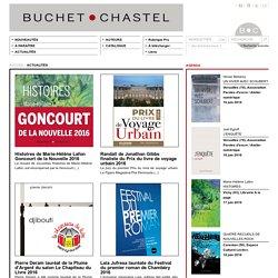 Toute l'actualité de Buchet/Chastel