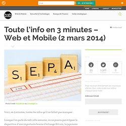 Web et Mobile (2 mars 2014)