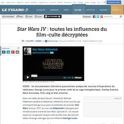 Star Wars IV : toutes les influences du film-culte décryptées