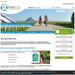 Toutes les informations sur la marque Accueil Vélo
