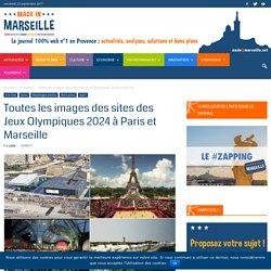Toutes les images des sites des Jeux Olympiques 2024 à Paris et Marseille