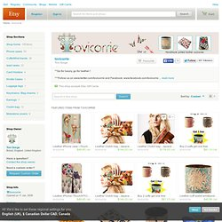 Beautiful skin leather goods by tovicorrie on Etsy