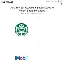 Jure Tovrljan Social Distancing Logos