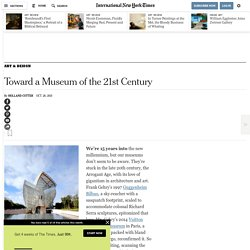 Toward a Museum of the 21st Century