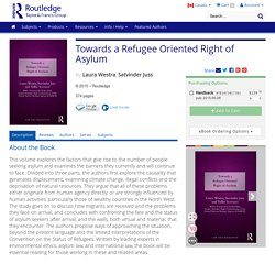 Towards a Refugee Oriented Right of Asylum (Hardback)