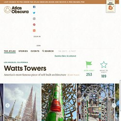 Watts Towers – Los Angeles, California