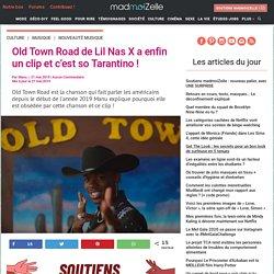 Old Town Road, le clip inspiré par Tarantino de la chanson de Lil NasX