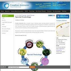 Special Toxicology - Creative Animodel