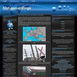 Des boues toxiques déversées en Hongrie - Le blog de David Corblin