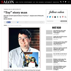 """Toy"" story man"
