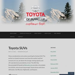 Toyota of Puyallup
