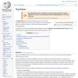 Toyotisme