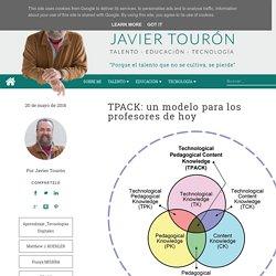 TPACK: un modelo para los profesores de hoy