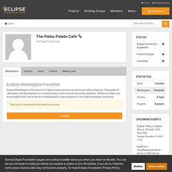 Eclipse - The Eclipse Foundation open source community website.