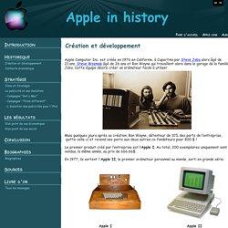 TPE Apple - Historique