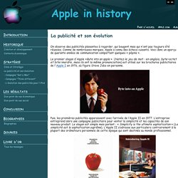 TPE Apple - réussite commerciale