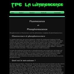 TPE-La phosphorescence