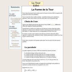 TPE Tour Eiffel
