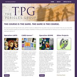 CARD-tamen™ | The Pericles Group