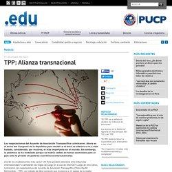 PUCP apuntes - 25/10/15 TPP: algo más que solo patentes