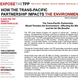 TPPImpacts_TheEnvironment