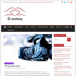 Best Video Production Company in Boston