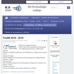 TraAM 2018 - 2019