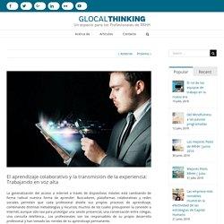 Trabajando en voz alta - Glocal Thinking