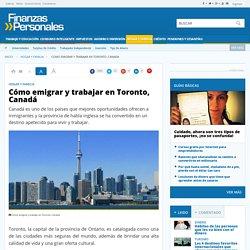 o emigrar y trabajar en Toronto Canada desde Colombia