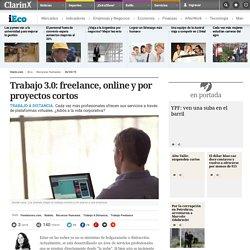Trabajo 3.0: freelance, online y por proyectos cortos
