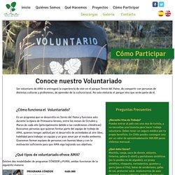 Trabajo voluntario Torres del Paine Patagonia