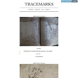tracemarks
